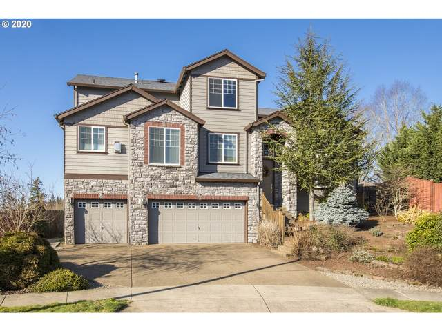 9040 SE Hamilton Ln, Happy Valley, OR 97086 (MLS #20618794) :: Fox Real Estate Group