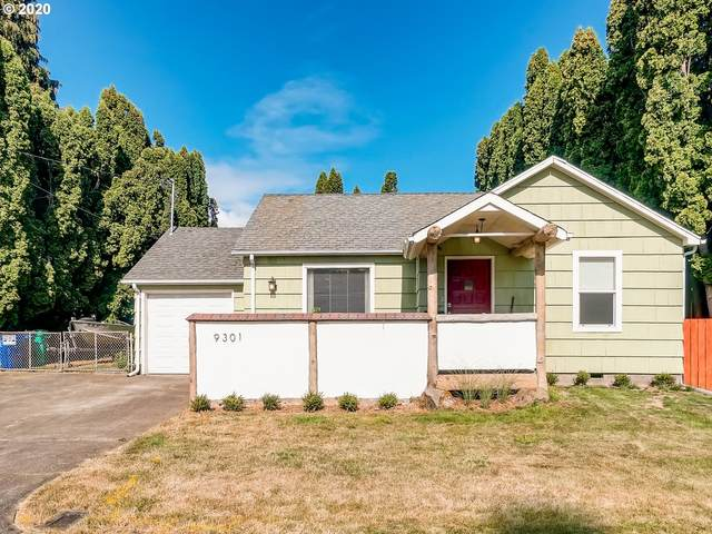 9301 N John Ave, Portland, OR 97203 (MLS #20618823) :: Beach Loop Realty