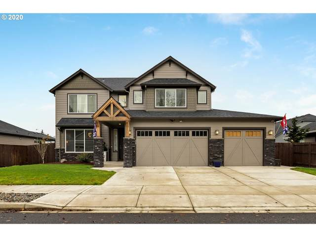14430 NE 112TH St, Vancouver, WA 98682 (MLS #20619442) :: TK Real Estate Group