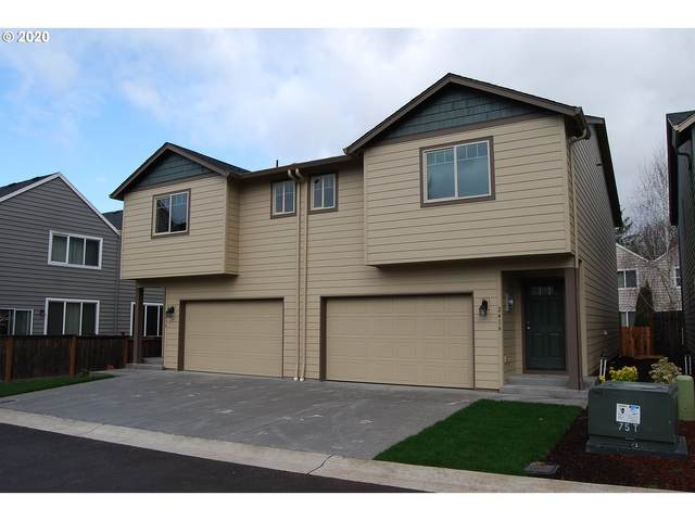 2414 NE 79TH St, Vancouver, WA 98665 (MLS #20619761) :: The Galand Haas Real Estate Team