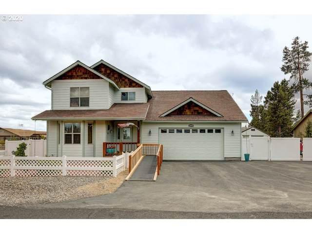 16697 Oakridge Pl, La Pine, OR 97739 (MLS #20619898) :: Fox Real Estate Group