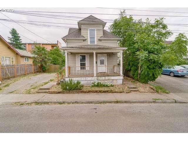 5402 NE Hoyt St, Portland, OR 97213 (MLS #20619947) :: Townsend Jarvis Group Real Estate