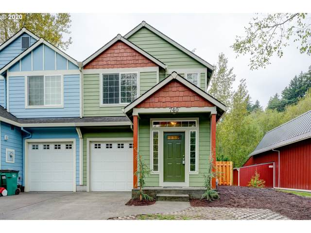 740 E Hist Columbia River Hwy, Troutdale, OR 97060 (MLS #20620462) :: Real Tour Property Group