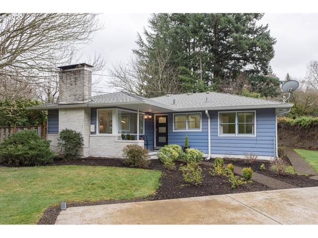 7324 SW 60TH Ave, Portland, OR 97219 (MLS #20620464) :: Next Home Realty Connection