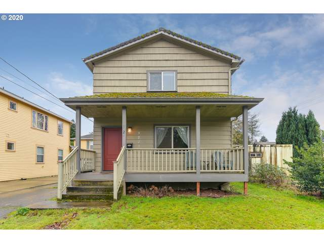 9222 N Bristol Ave, Portland, OR 97203 (MLS #20620688) :: Gustavo Group