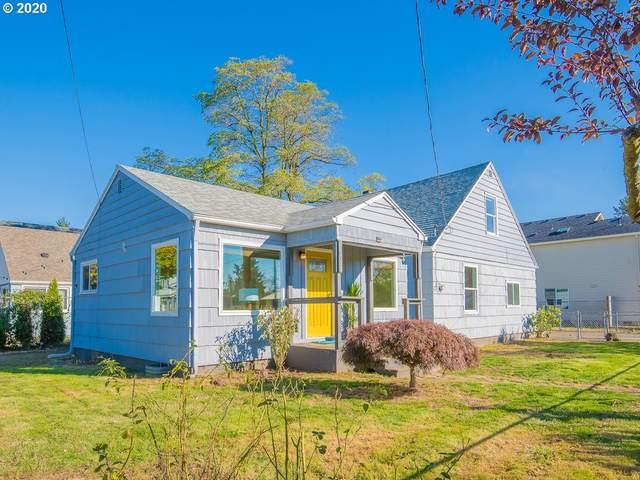 6905 SE Harney St, Portland, OR 97206 (MLS #20620701) :: Brantley Christianson Real Estate