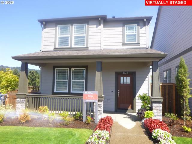 7518 NW Lauren Ave, Portland, OR 97229 (MLS #20620864) :: Stellar Realty Northwest