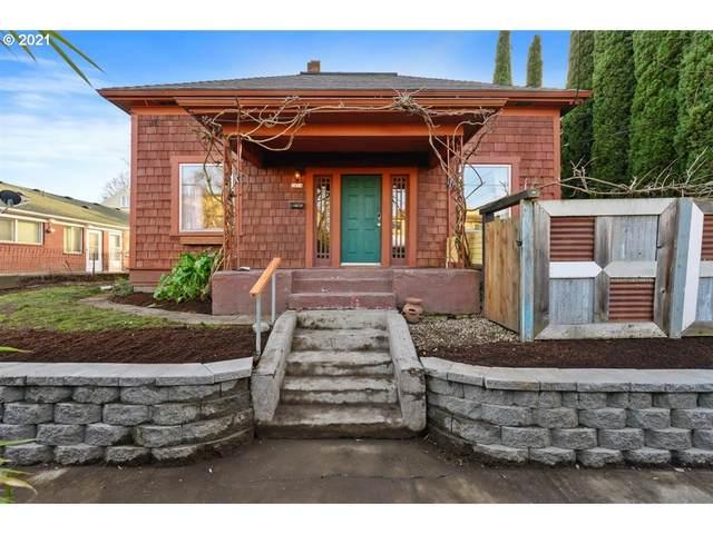 2614 SE Ash St, Portland, OR 97214 (MLS #20620991) :: Townsend Jarvis Group Real Estate