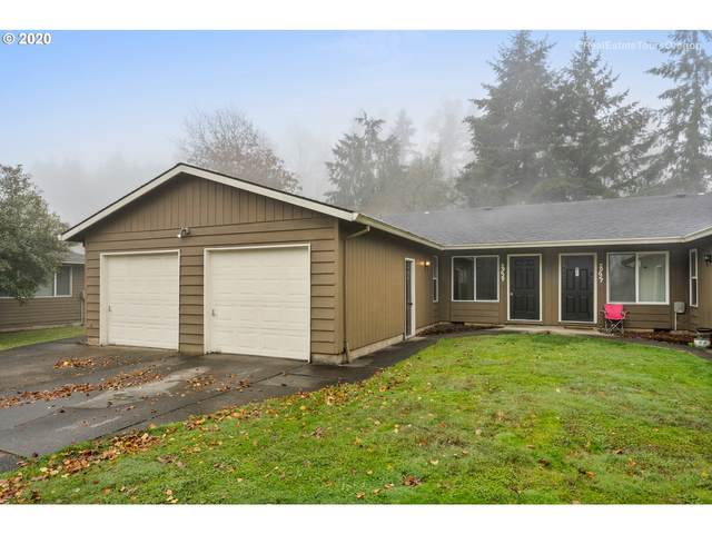 10535 SW Tranquil Way, Wilsonville, OR 97070 (MLS #20621288) :: Next Home Realty Connection