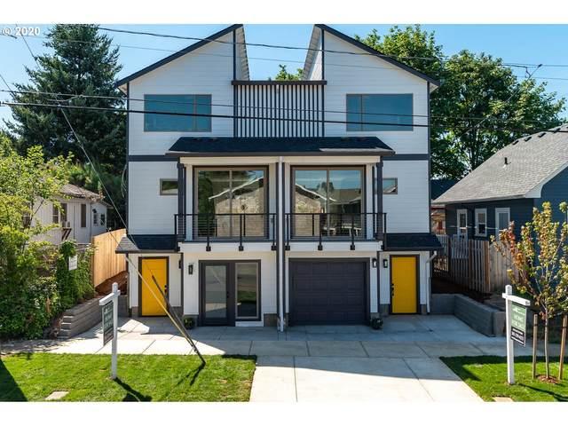 9479 N Alma Ave, Portland, OR 97203 (MLS #20621384) :: Holdhusen Real Estate Group