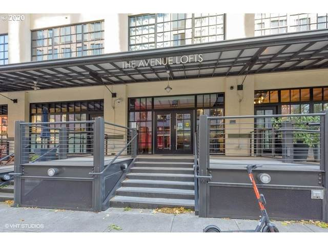 1400 NW Irving St #313, Portland, OR 97209 (MLS #20621481) :: Stellar Realty Northwest