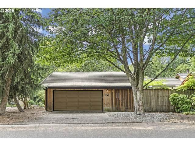 206 Greenridge Dr, Lake Oswego, OR 97035 (MLS #20621575) :: Stellar Realty Northwest