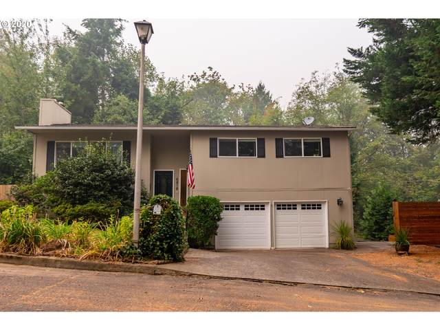 6818 Marquette Dr, West Linn, OR 97068 (MLS #20621630) :: Change Realty