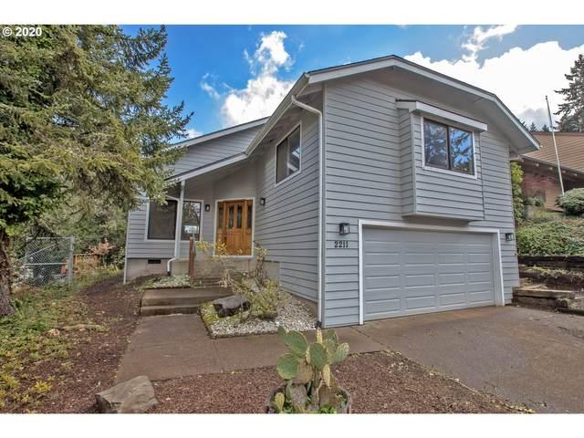 2211 Corinthian Ct, Eugene, OR 97405 (MLS #20621643) :: Premiere Property Group LLC