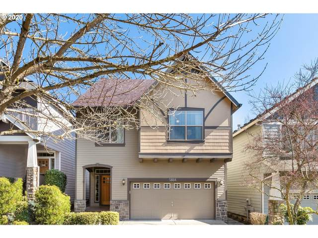 5884 NW Lark Meadow Ter, Portland, OR 97229 (MLS #20621683) :: Townsend Jarvis Group Real Estate