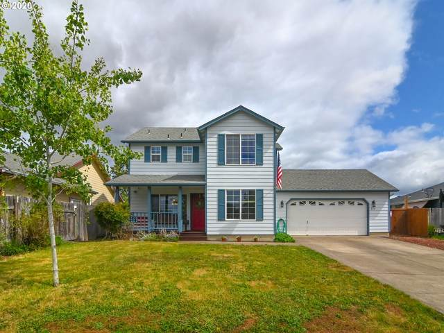 680 Pine Ct, Creswell, OR 97426 (MLS #20622334) :: Holdhusen Real Estate Group