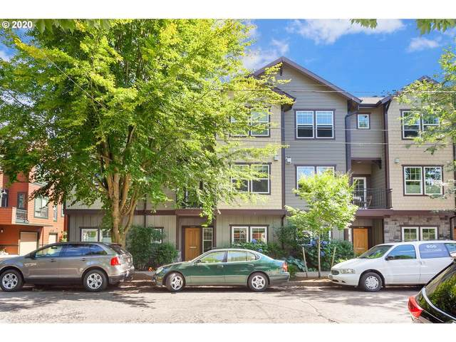 3308 SE Alder St #5, Portland, OR 97214 (MLS #20622384) :: The Liu Group