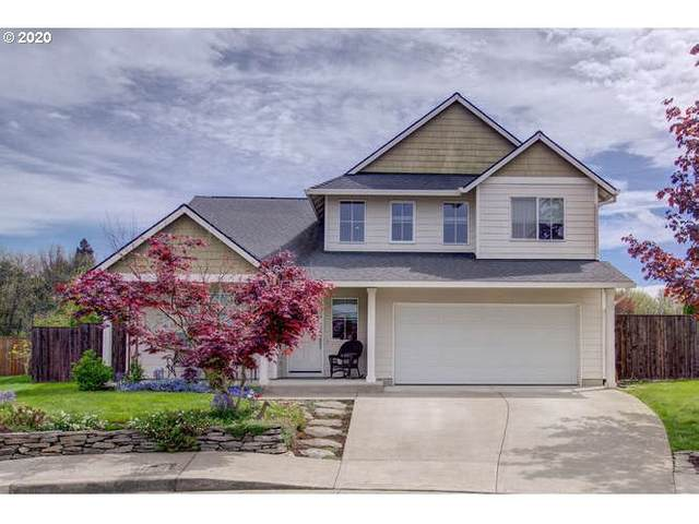 3394 SE 30TH St, Gresham, OR 97080 (MLS #20622435) :: Townsend Jarvis Group Real Estate