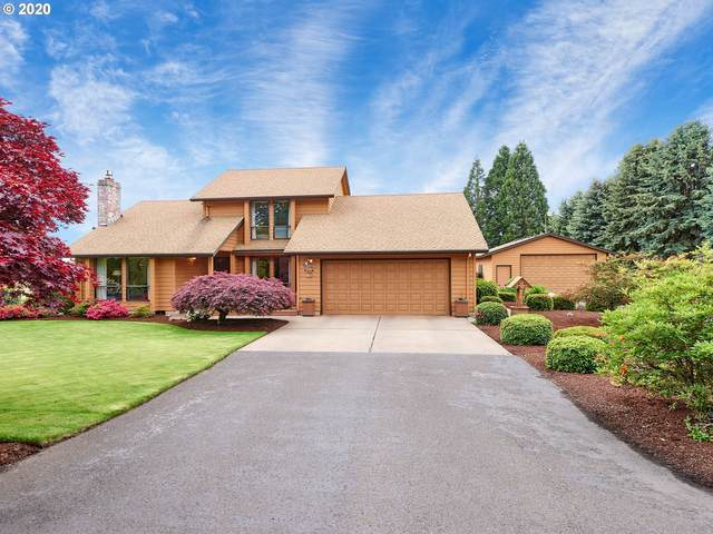 12870 Saunders Ln, Hubbard, OR 97032 (MLS #20622476) :: Fox Real Estate Group