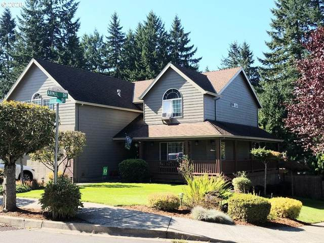 16105 Trail Dr, Oregon City, OR 97045 (MLS #20622888) :: Townsend Jarvis Group Real Estate
