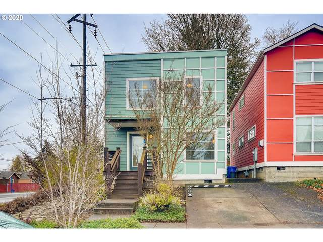 5488 NE 64TH Ave, Portland, OR 97218 (MLS #20623403) :: Change Realty