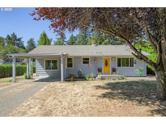 2211 SE 142ND Ave, Portland, OR 97233 (MLS #20623737) :: The Galand Haas Real Estate Team