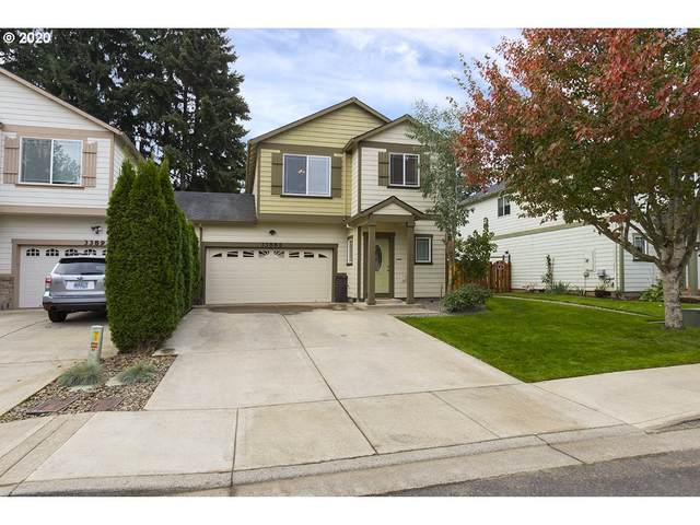 33886 NE Kale St, Scappoose, OR 97056 (MLS #20624042) :: Change Realty