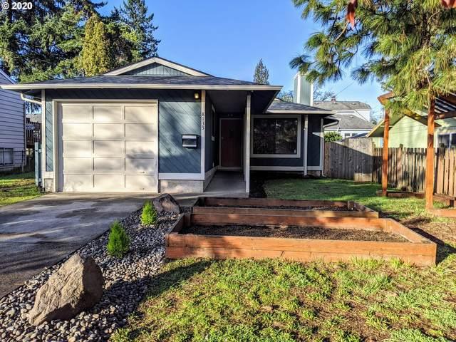 8135 N Druid Ave, Portland, OR 97203 (MLS #20624164) :: Change Realty