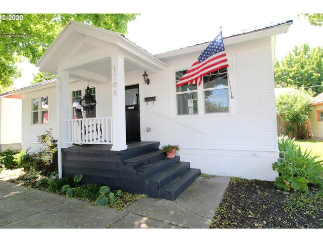 1706 Washington Ave, La Grande, OR 97850 (MLS #20624677) :: Fox Real Estate Group