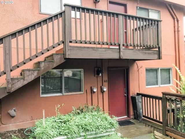 859 SW Broadway Dr #48, Portland, OR 97201 (MLS #20624833) :: McKillion Real Estate Group