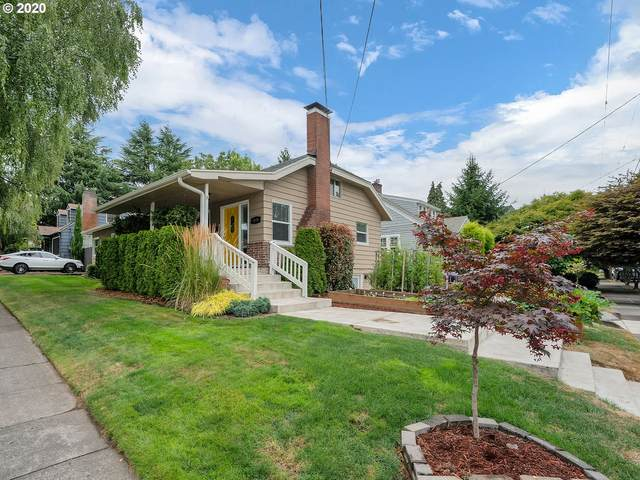 2135 SE Bybee Blvd, Portland, OR 97202 (MLS #20625054) :: Next Home Realty Connection