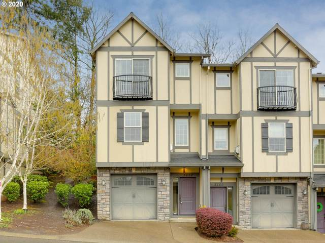 3658 SW Baird St, Portland, OR 97219 (MLS #20625247) :: Premiere Property Group LLC