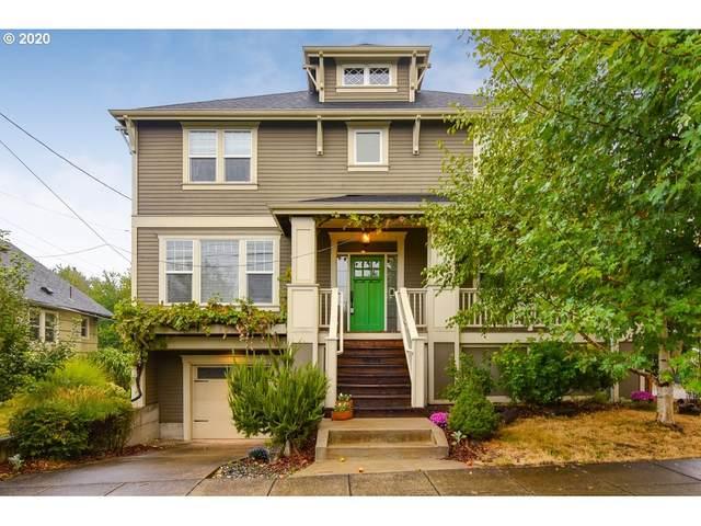 1607 N Prescott St, Portland, OR 97217 (MLS #20625378) :: Fox Real Estate Group