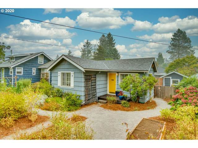 7916 N Foss Ave, Portland, OR 97203 (MLS #20625430) :: Piece of PDX Team