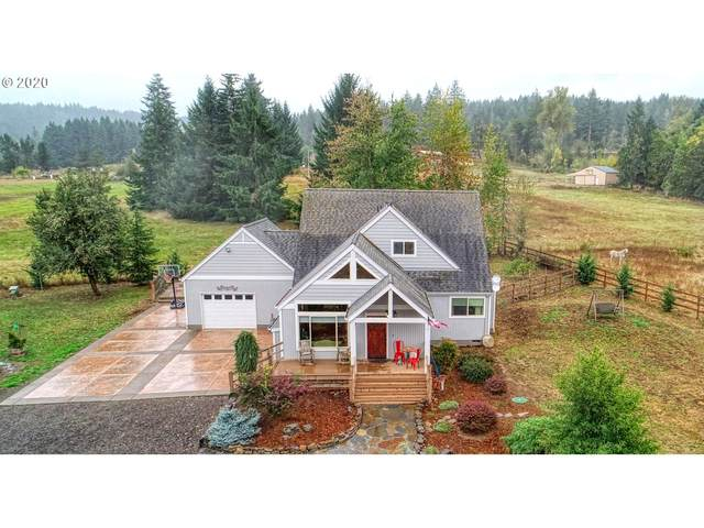 28555 Briggs Hill Rd, Eugene, OR 97405 (MLS #20625496) :: Song Real Estate