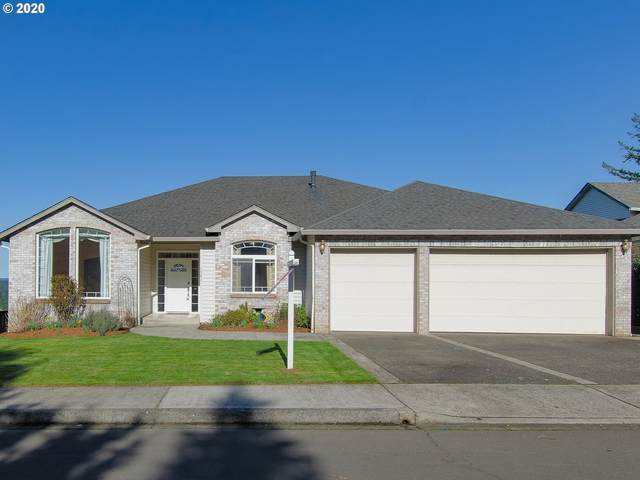 1541 NW 41ST Cir, Camas, WA 98607 (MLS #20625792) :: Brantley Christianson Real Estate