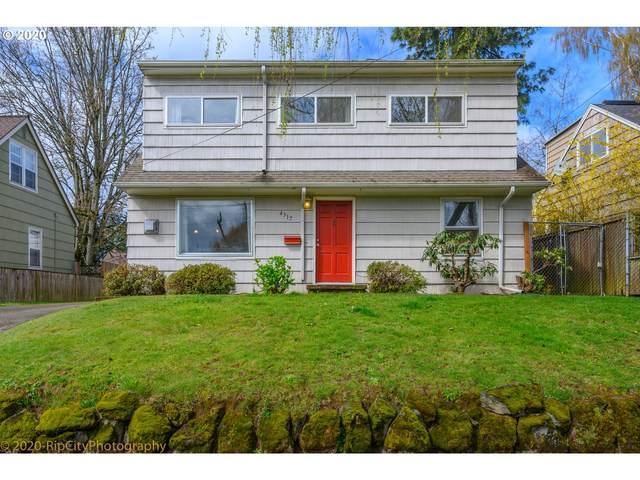 4317 SE 35TH Pl, Portland, OR 97202 (MLS #20625810) :: Song Real Estate