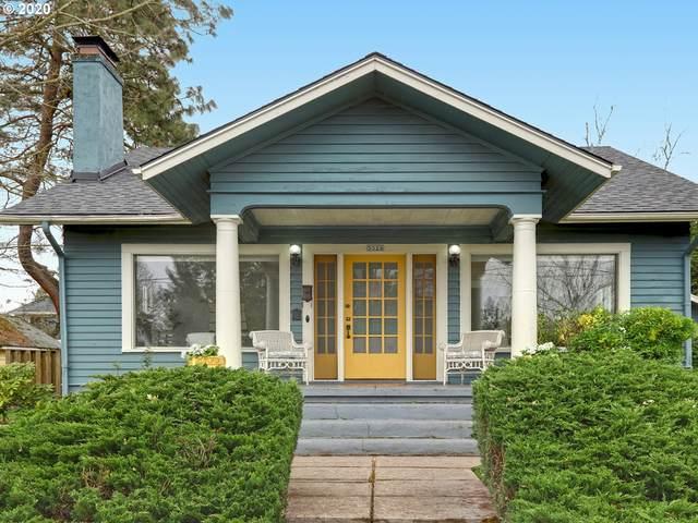 5526 NE 34TH Ave, Portland, OR 97211 (MLS #20626215) :: McKillion Real Estate Group