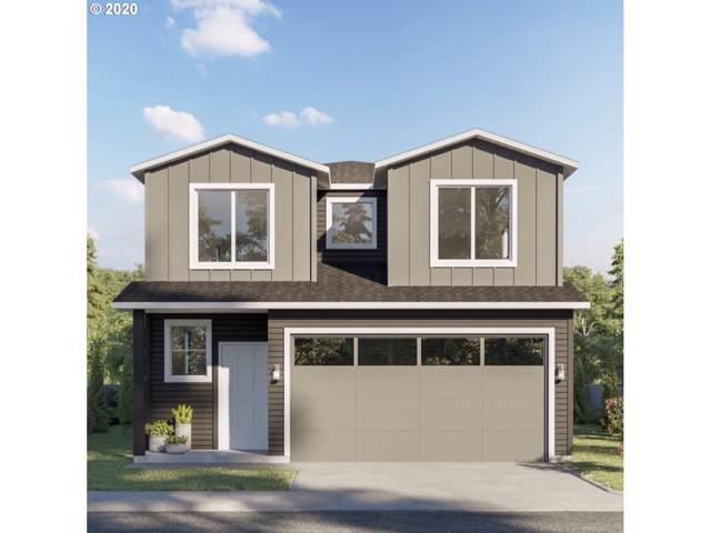 6000 NE 55TH Cir, Vancouver, WA 98661 (MLS #20626452) :: Next Home Realty Connection
