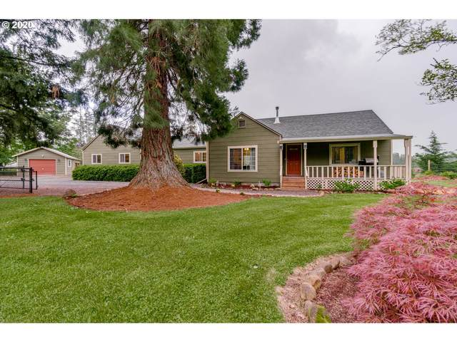 17418 S Highway 211, Molalla, OR 97038 (MLS #20626761) :: Townsend Jarvis Group Real Estate