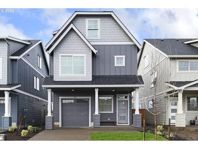 8054 NE Sabo St, Hillsboro, OR 97123 (MLS #20626974) :: Duncan Real Estate Group
