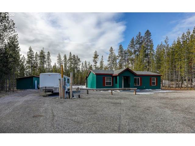 16345 Twin Dr, La Pine, OR 97739 (MLS #20627372) :: Fox Real Estate Group