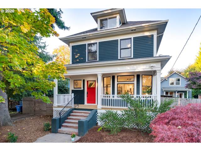 301 NE Ivy St, Portland, OR 97212 (MLS #20627753) :: Next Home Realty Connection