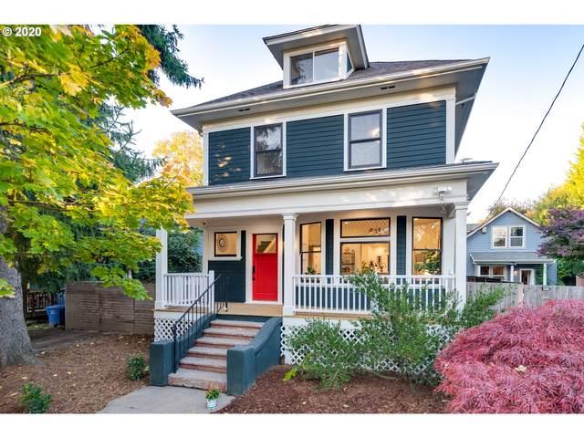 301 NE Ivy St, Portland, OR 97212 (MLS #20627753) :: Holdhusen Real Estate Group