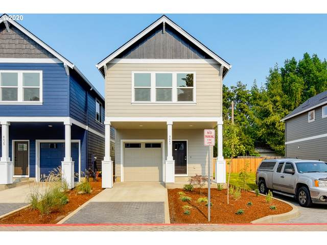 8647 SE Woodward Ct, Portland, OR 97266 (MLS #20628330) :: Fox Real Estate Group