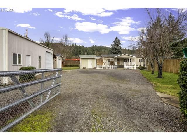 47523 School St, Oakridge, OR 97463 (MLS #20628531) :: McKillion Real Estate Group