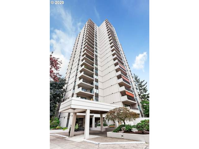 2309 SW 1ST Ave #744, Portland, OR 97201 (MLS #20628677) :: McKillion Real Estate Group