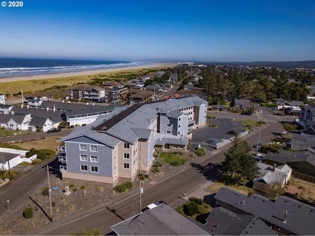 111 Mirage Condo #207, Seaside, OR 97138 (MLS #20629054) :: Fox Real Estate Group