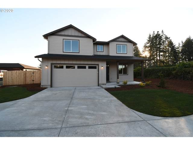 6807 NE 70TH St, Vancouver, WA 98661 (MLS #20629756) :: Gustavo Group