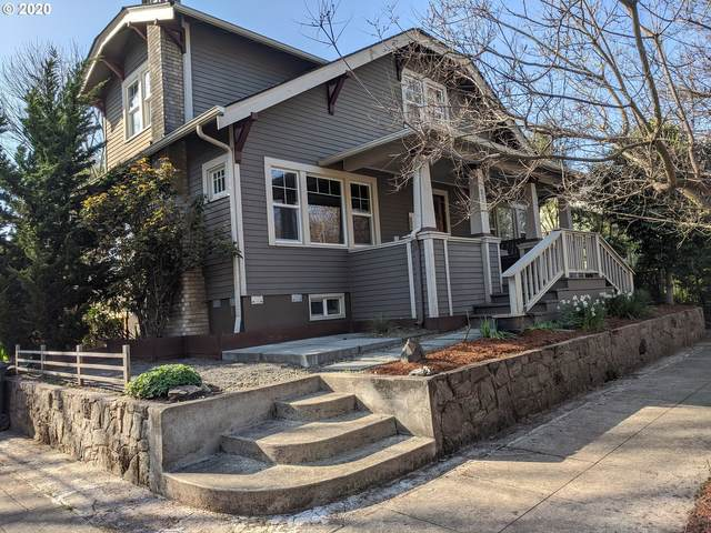 805 NE 29TH Ave, Portland, OR 97232 (MLS #20629965) :: Homehelper Consultants